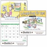 Custom GoodValue Laughing It Up! Calendar (Spiral)