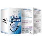 Custom Key Point Blood Pressure Guide & Record Keeper
