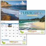 Custom GoodValue Puerto Rico Calendar (Stapled)