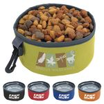 Custom GoodValue Collapsible Pet Bowl