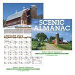 Custom Triumph Scenic Almanac Commercial Calendar