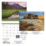 Custom GoodValue Everlasting Word Calendar (Spiral)