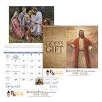 Custom GoodValue God's Gift Calendar (Spiral)