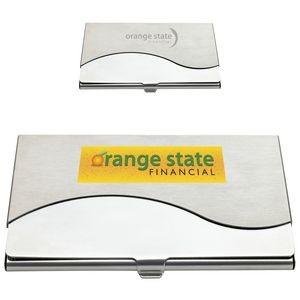 Good Value® Premium Business Card Holder