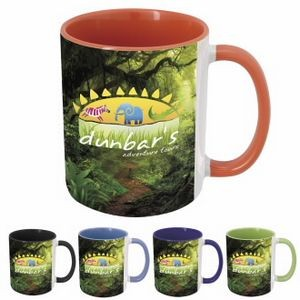 11 Oz. Good Value® Color Pop Dye Sub Mug
