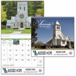 Custom GoodValue Scenic Churches Calendar (Spiral)