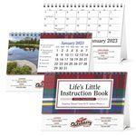 Custom Triumph Life's Little Instruction Book Desk Calendar