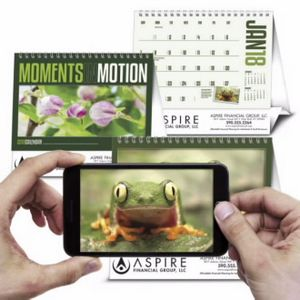 NUVO by Triumph Moments in Motion Pixaction Calendar