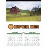 Custom Triumph Agriculture Executive Calendar