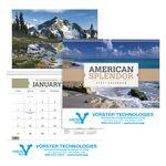 Custom Triumph American Splendor Pocket Calendar