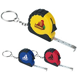Good Value® Mini Tape Measure Keychain