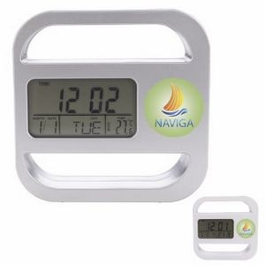 Good Value® 4-N-1 Desk Clock