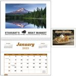 Custom Triumph Home Cooking Guide Pocket Calendar