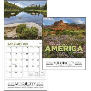 Good Value® Landscapes of America Mini Calendar