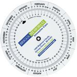 Custom Triumph Weekly Swivel Calculator Calendar