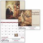 Custom GoodValue Faithful Followers Calendar (Spiral)