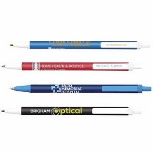 BIC® Clic Stic® Antimicrobial Pen & Sleeve