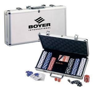 BIC Graphic® Deluxe Poker Set