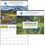 Custom Triumph American Splendor Executive Calendar (14