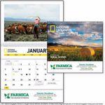 Custom Triumph National Geographic Rural Scenes Pocket Calendar