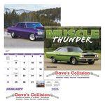 Custom GoodValue Muscle Thunder Calendar (Spiral)