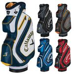 Custom Callaway Chev Cart Golf Bag