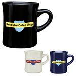 Custom 12 Oz. CuppaJo Diner Mug