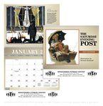 Custom Triumph The Saturday Evening Post Deluxe Pocket Calendar