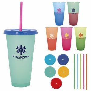 24 Oz. Good Value® Ronnie Color Changing Tumbler