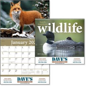 Triumph® North American Wildlife Appointment Calendar