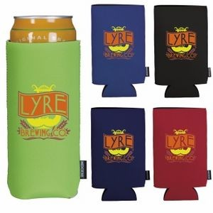 KOOZIE® Giant Collapsible Neoprene Can Cooler (Heat Transfer)