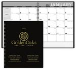 Custom Triumph Monthly Planner