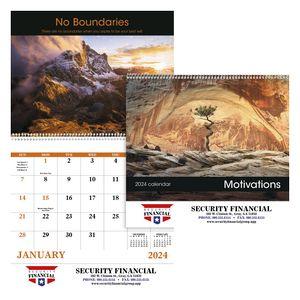GoodValue Motivations Calendar (Spiral)