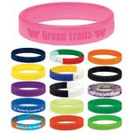 Custom Silicone Awareness Bracelet