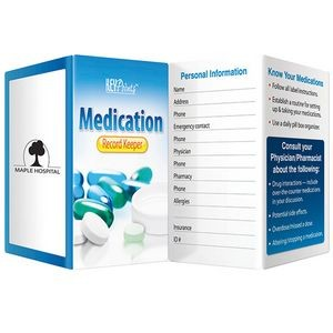 BIC Graphic® Key Point: Medication Record Keeper