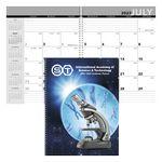 Custom Triumph Academic Year Desk Planner w/ Custom Cover
