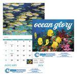 Custom GoodValue Ocean Glory Calendar (Stapled)
