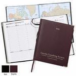 Custom Triumph Symphony International Weekly Desk Planner