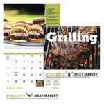 Custom GoodValue Grilling Calendar (Spiral)