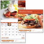 Custom GoodValue Delicious Dining Calendar (Stapled)