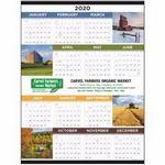 Custom Triumph Agriculture Span-A-Year Calendar