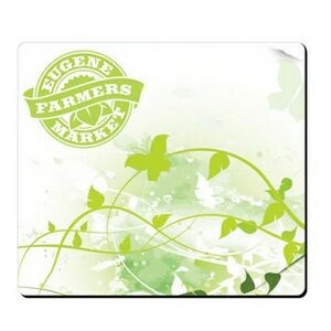 "BIC® Fabric Surface Mouse Pad (7 1/2""x8 1/2""x1/8"")"