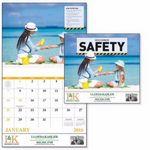Custom GoodValue Think Safety Calendar (Stapled)