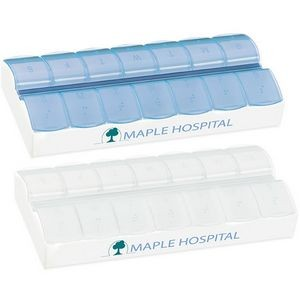 Good Value® AM/PM Jumbo Easy Scoop Pill Box