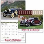 Custom GoodValue Antique Autos Calendar (Spiral)