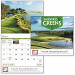 Custom GoodValue Fairways & Greens Calendar (Stapled)
