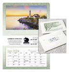 Custom Triumph Single Pocket Calendar