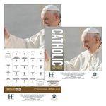 Custom GoodValue Catholic Spirit Stapled 2019 Calendar
