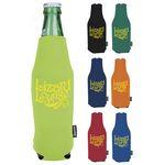 Custom Koozie Zip-Up Bottle Kooler