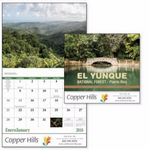 Custom GoodValue El Yunque National Forest Calendar (Stapled)